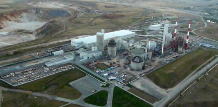 Cement Novotroitsk Plant: history, production, products